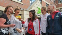 Nottingham Building Society - 'Our staff are incredibly proud of our SportsAid athletes'