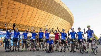 SportsAid Week raises over £48,000 for young athletes....and next year's dates revealed!