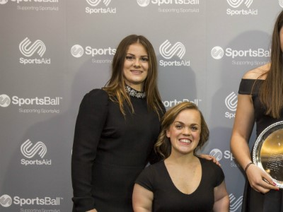 Rower Holly Dunford crowned winner of SportsAid's annual One-to-Watch Award