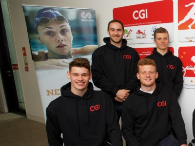 CGI and SportsAid partnership provides boost for athletes heading to Gold Coast