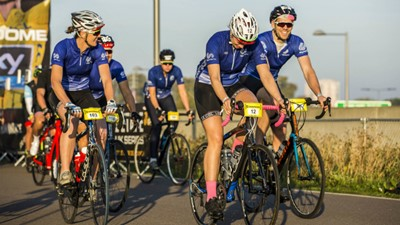 #MyMiles challenge set for SportsAid Week return as RBC Ride for the Kids helps launch