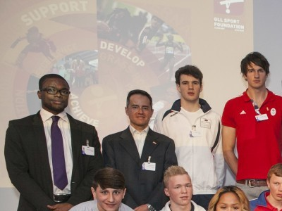 GLL Sport Foundation supports 67 SportsAid athletes