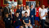 GVC launches new SportsAid partnership to support Britain's sporting future