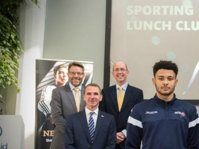 Boxing sensation Anthony Ogogo proves a knock-out with local businesses