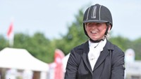 Para-dressage star Georgia Wilson named on One-to-Watch Award shortlist