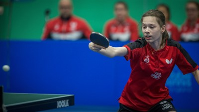 SportsAid's Athlete of the Month - Charlotte Bardsley, 16, from Stourbridge