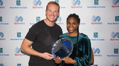 Boxer Caroline Dubois crowned winner of SportsAid's annual One-to-Watch Award