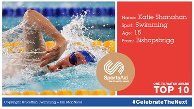 SportsAid's One-to-Watch Award shortlist: Katie Shanahan