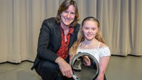 Dame Katherine Grainger 'inspired' by SportsAid's One-to-Watch Award nominees