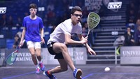 INSIDE MY WORLD: ABDALLAH EISSA ON SQUASH, FAMILY AND HIS ACADEMIC FUTURE