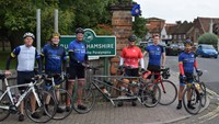 RBC RIDE FOR THE KIDS GIVES HUGE LIFT TO SPORTSAID WEEK 2020