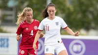 "HOLLY MANDERS: ""REACHING THE ENGLAND TEAM IS WHAT YOU DREAM OF"""