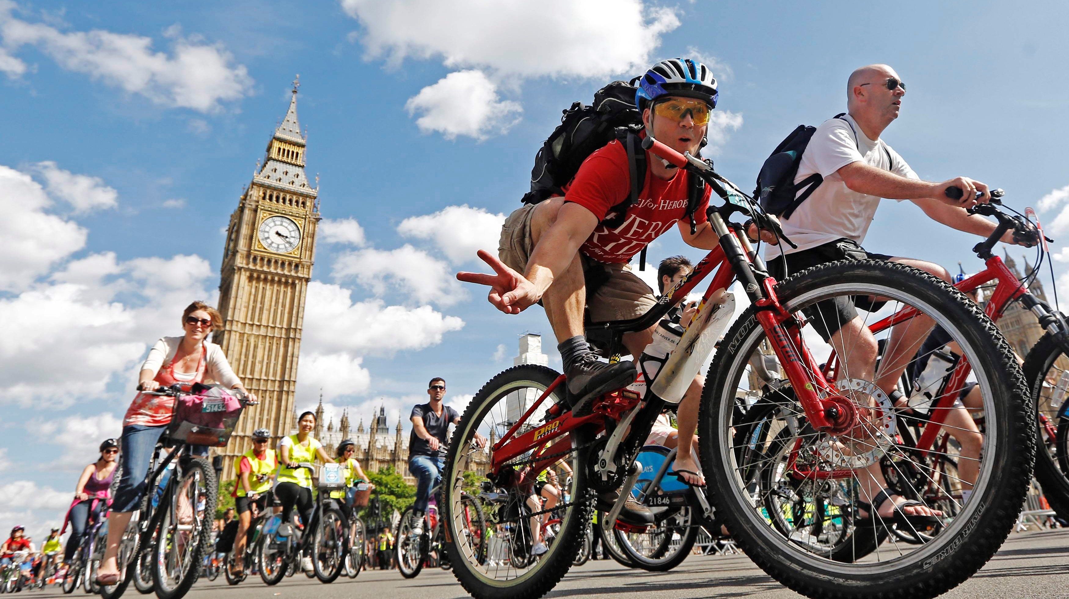 2016 Prudential RideLondon-Surrey 100