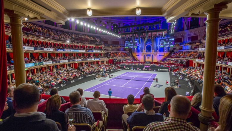 Champions Tennis at the Royal Albert Hall