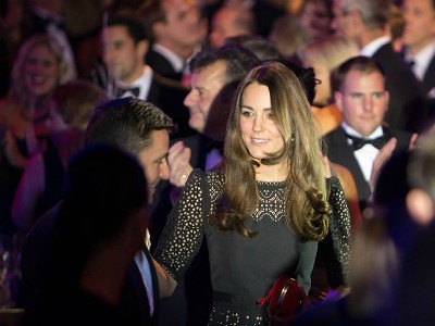HRH The Duchess of Cambridge to celebrate 40 years of SportsAid at Kensington Palace