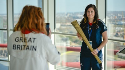 SportsAid's Athlete of the Month – Katie Gleeson, 21, from Goring-by-Sea