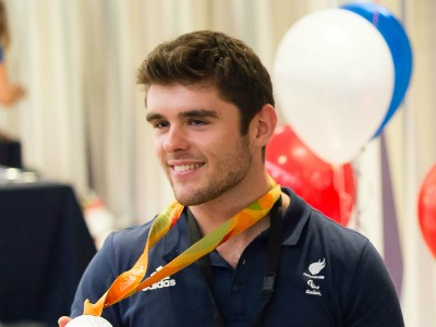Paralympic stars descend on Royal Bank of Canada's London offices for athlete showcase to celebrate SportsAid Week