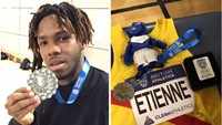 SportsAid Athlete of the Month – Theo Etienne, 20, from Raynes Park