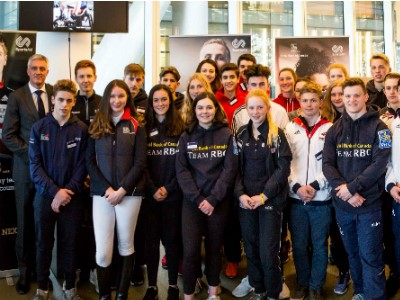 Royal Bank of Canada continues strong support of Britain's sporting future with SportsAid